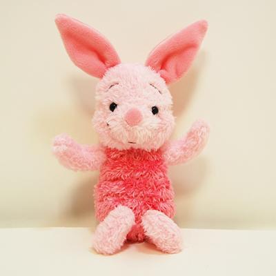 【迪士尼】立體娃娃-小豬