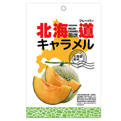 【宮田】哈密瓜牛奶糖 90g