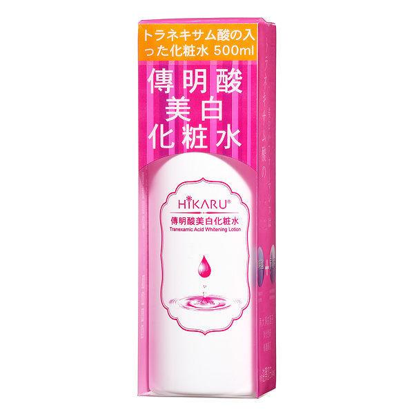 【喜凱露HIKARU】傳明酸美白化妝水(500ml)