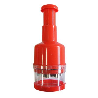 洋蔥切割器(紅色)