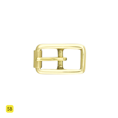 ^~頤坊皮藝^~12mm純銅帶扣1509~11