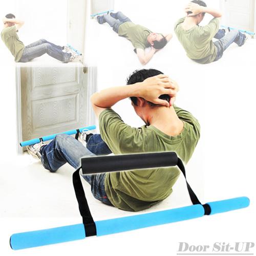 ~好動網~國產 簡易型門扣仰臥桿P233~S~001^(居家有氧 健身 器材   哪裡買^