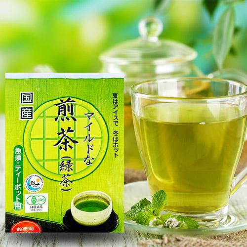 挑食~藤二~清香煎茶茶包300g