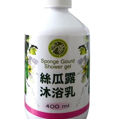 【中埔鄉農會】絲瓜露沐浴乳(400ml)