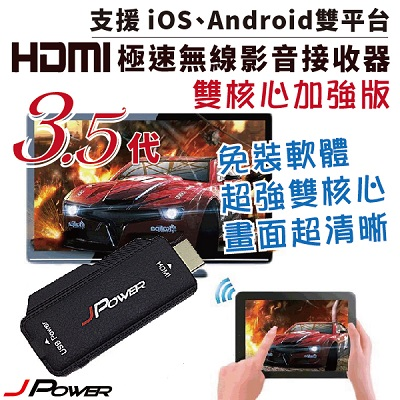 HDMI無線影音接收器
