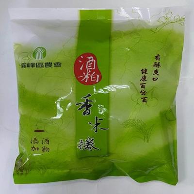 【霧峰區農會】霧峰酒粕香米捲(240g)