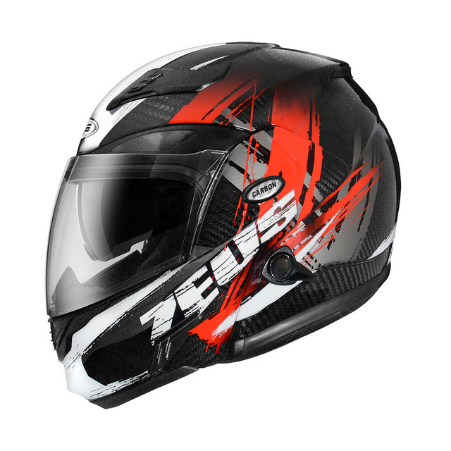 ZEUS ZS~3500 YY4 超輕碳纖維 可掀式可樂帽 3500
