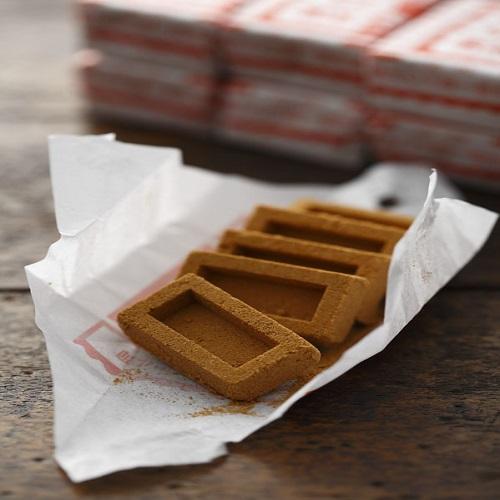 【李亭香】古早味綠豆糕禮盒(150g,共40片/盒)