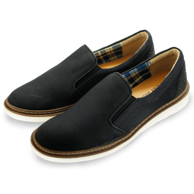 ~FUFTP18~紳士 皮革 舒適 好穿搭 懶人鞋