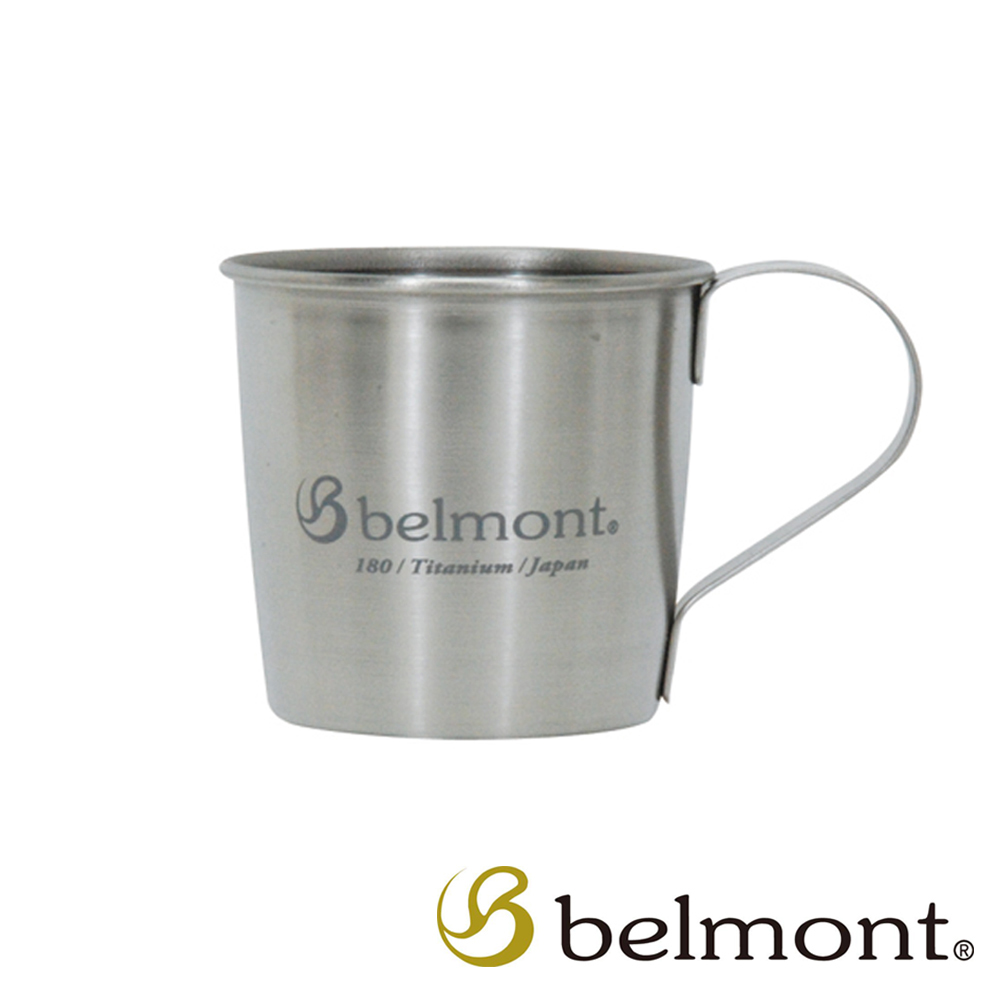 BELMONT  鈦製馬克杯 〈180ml〉 │ │ │ 鈦合金 BM~303
