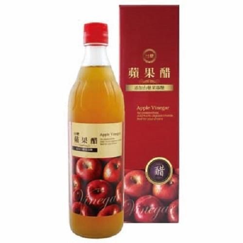 【台糖】蘋果醋 (600毫升/盒)