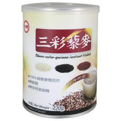 【台糖】三彩藜麥 (220g/罐)
