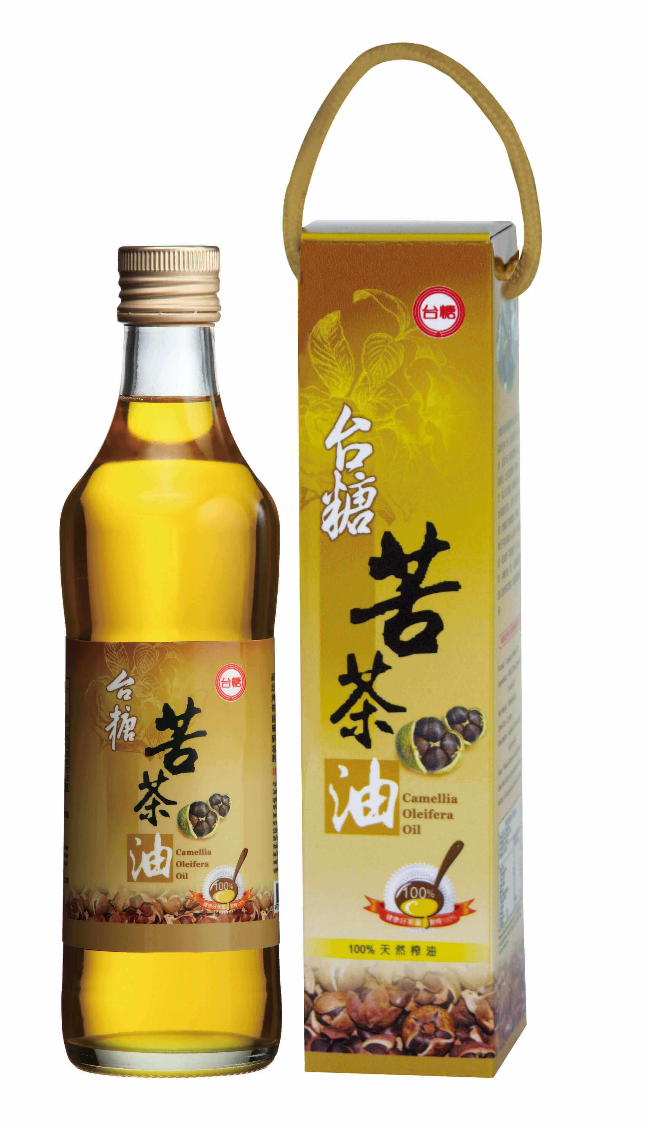 【台糖】苦茶油 (500毫升)