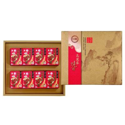 【台糖】高麗蔘蜆精 (62ml/瓶;8瓶/盒)