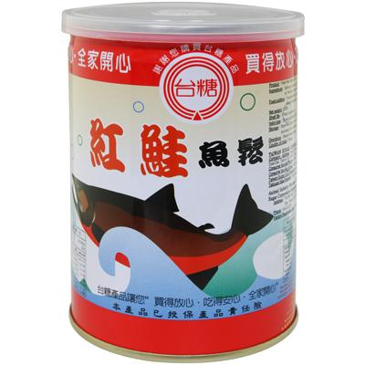 【台糖】營養紅鮭魚鬆  (200g/罐)