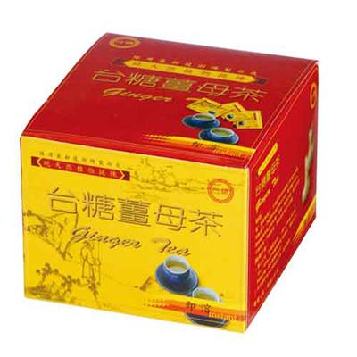 【台糖】薑母茶12包裝 (20g/12包/盒)