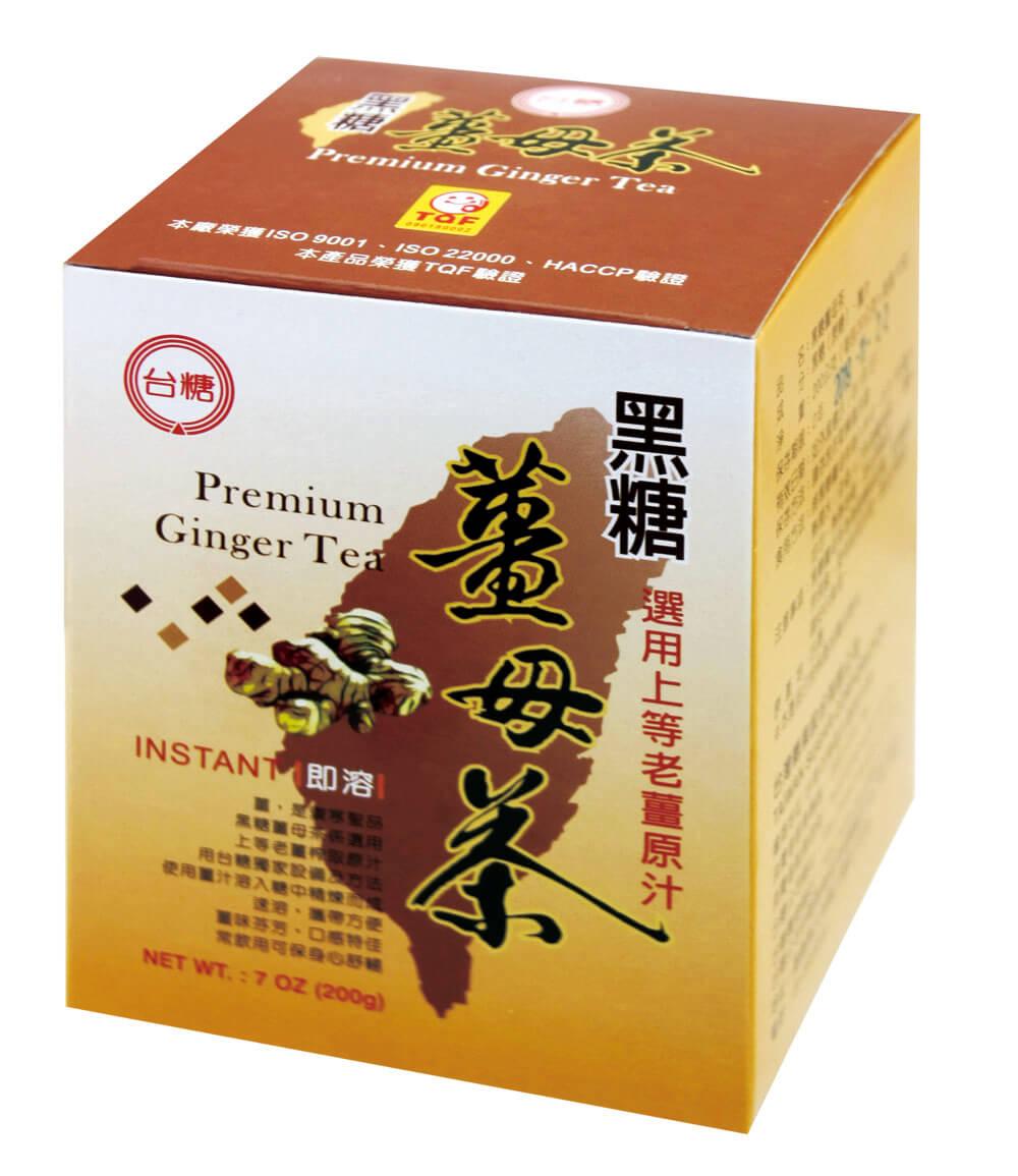 【台糖】黑糖薑母茶 (20g/10包/盒)