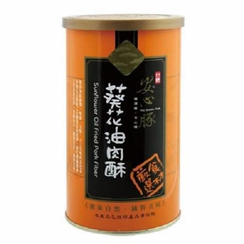 【台糖】安心豚葵花油肉酥 (200g/罐)