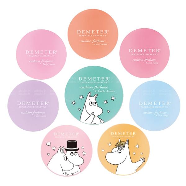 韓國 Demeter 嚕嚕米氣墊香水 2.5g 多款~櫻桃飾品~~22916~