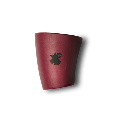 ~GOAT STORY~Goat Mug 山羊角咖啡杯套 於12oz 350ml ~ 酒紅