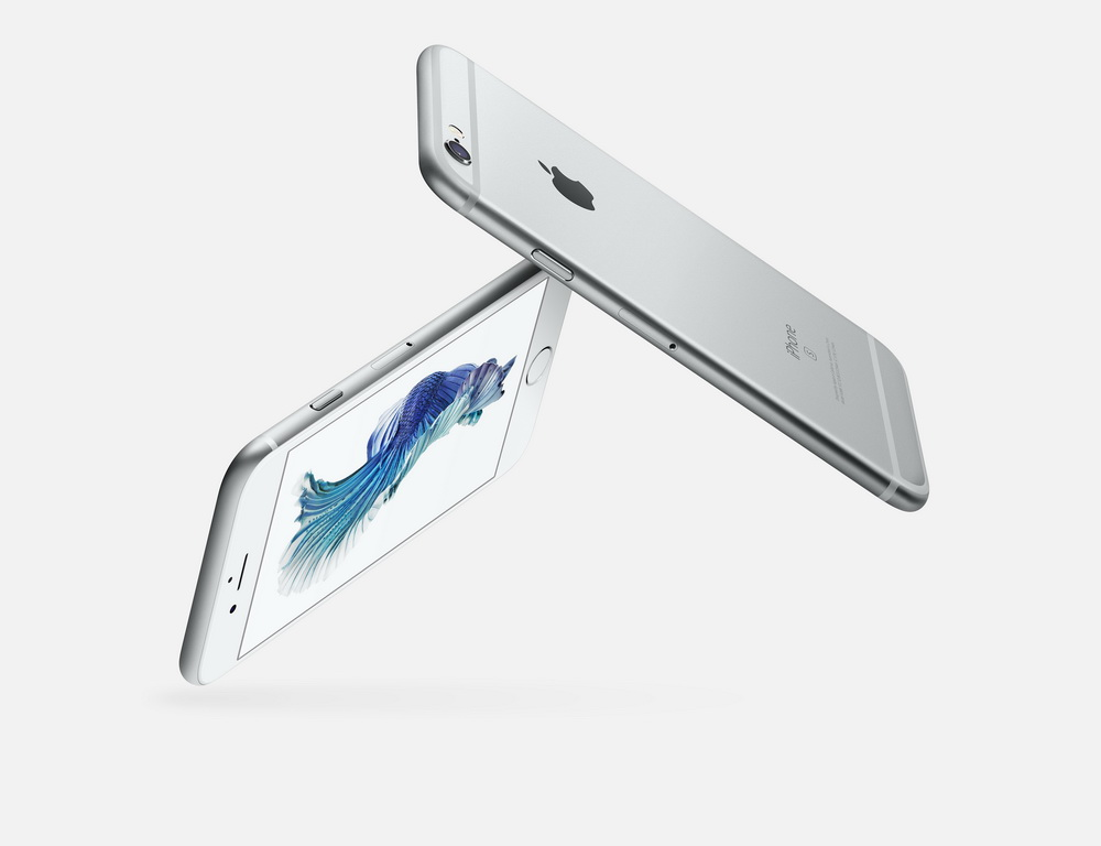 Apple iPhone 6S 16GB ^~Silver^~