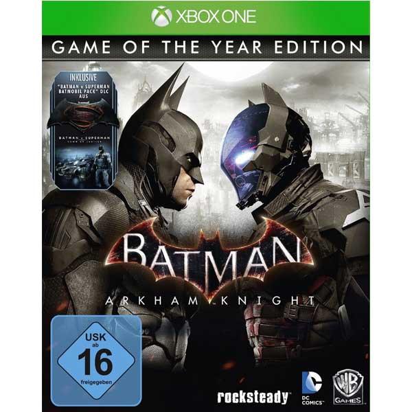 ~Xbox One~蝙蝠俠:阿卡漢騎士 年度合輯版~英文版~