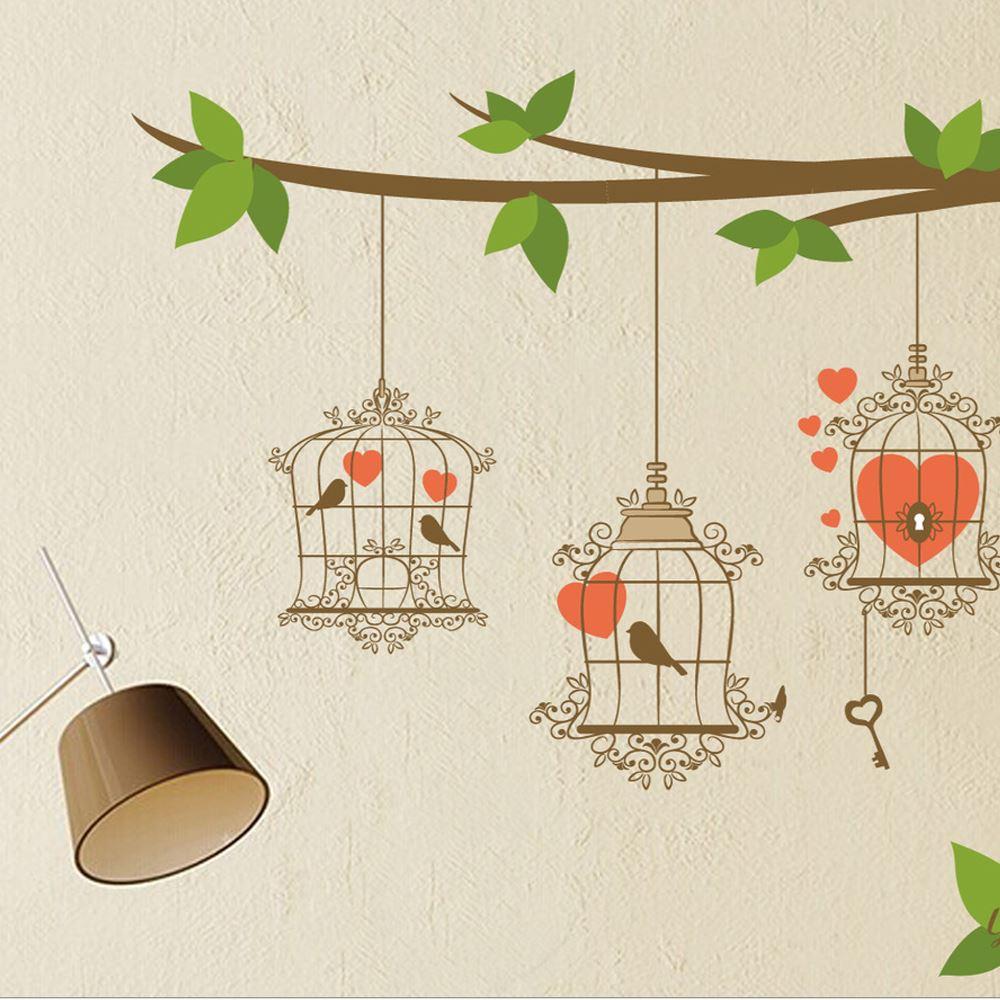 壁貼 ~ 浪漫愛情鳥