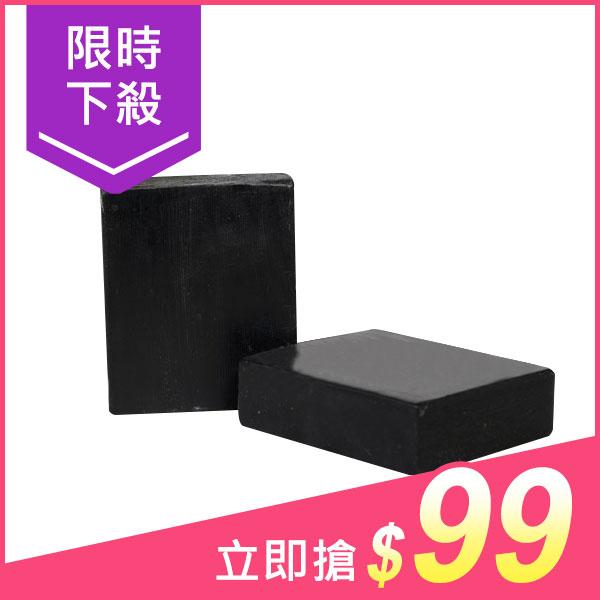 MOMUS^~竹取炭潔膚皂^(90g^)~D077194~ 竹炭皂