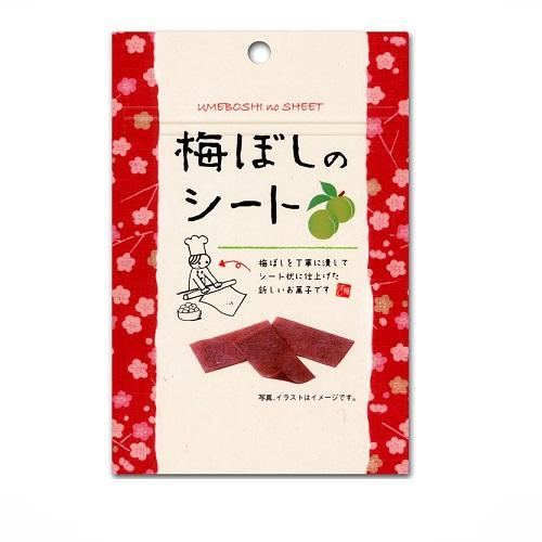 日本代購【板梅】梅片x6入