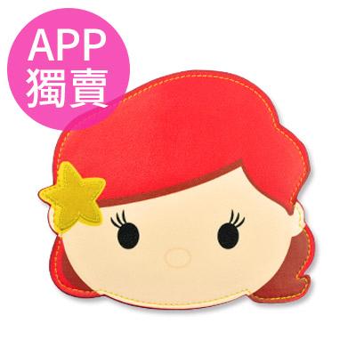 【迪士尼Tsum Tsum】公主卡套(小美人魚款)