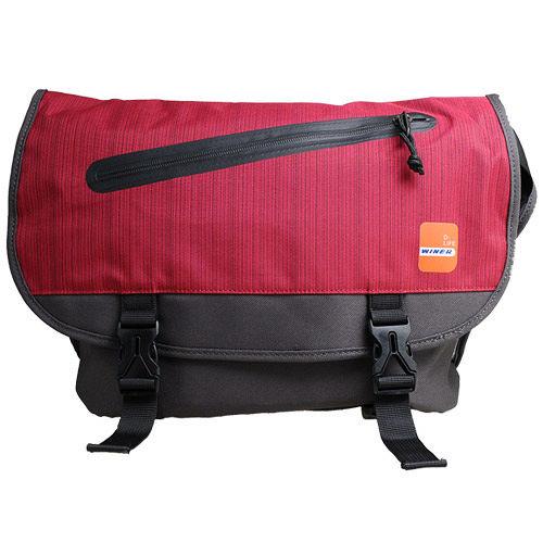 WINER Vita Traveler 活力系列 M31相機信差包 紅色