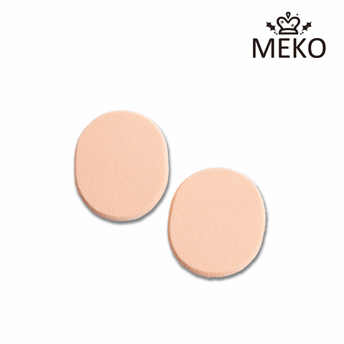 MEKO 橢圓海棉^(中~12入^) C~063/化妝海綿