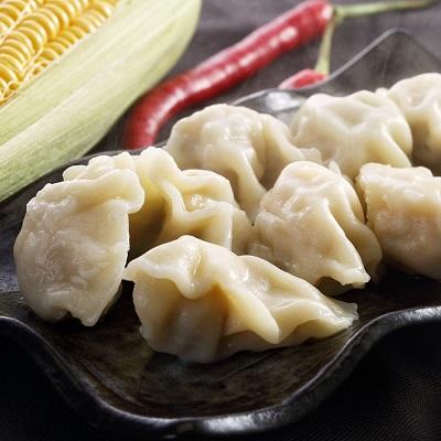 【冷凍店取-上野物產】東北手工玉米豬肉水餃(60顆)