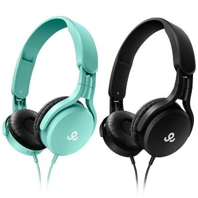 【GoGear】GHP3300/00耳罩式耳機(買黑送綠)