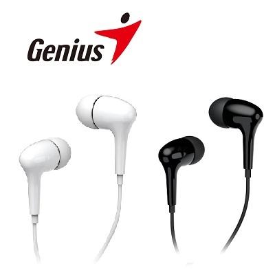【Genius】高品質入耳式有線耳機GHP-206