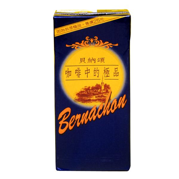 【貝納頌】咖啡調味乳(375ml-24入/箱)