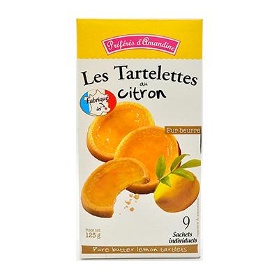 法國甜心-檸檬塔