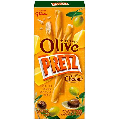 格力高Olive起司風味百利滋棒 (49g)