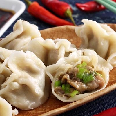 【冷凍店取-上野物產】東北手工牛肉水餃(50顆)