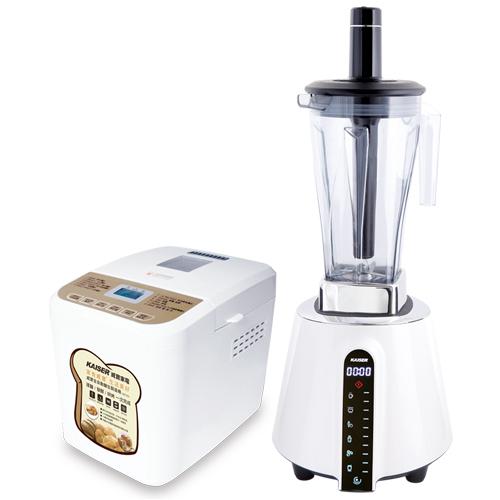 【威寶家電KAISER 】BIANCO家用專業高纖營養調理機 (B565T)送威寶製麵包機BM1209