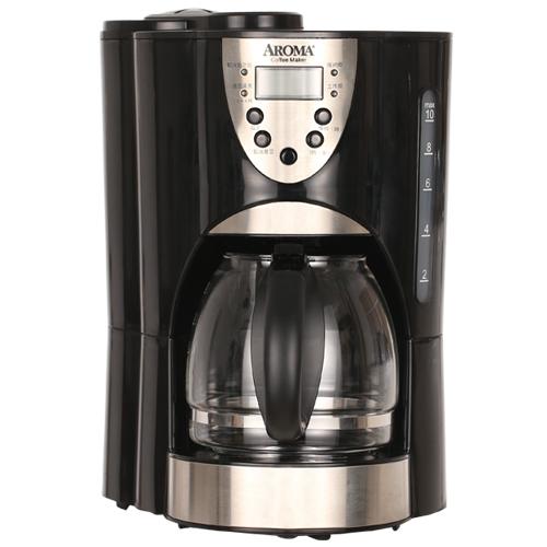 【威寶家電KAISER 】美國AROMA自動磨豆美式咖啡機-ACM-900GB