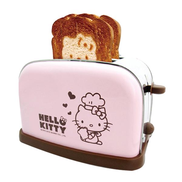 【Hello Kitty】烤麵包機OT-526