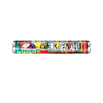黑嘉麗綜合水果軟糖(52.5g*18)