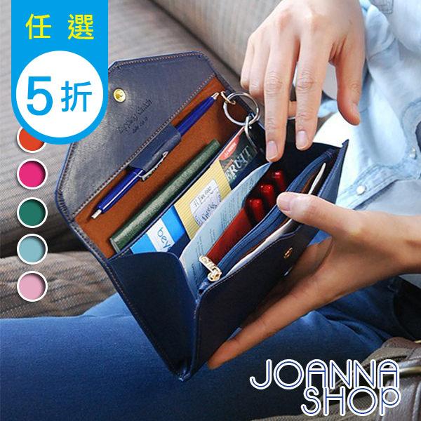 護照皮夾 日雜大容量皮夾~Joanna Shop