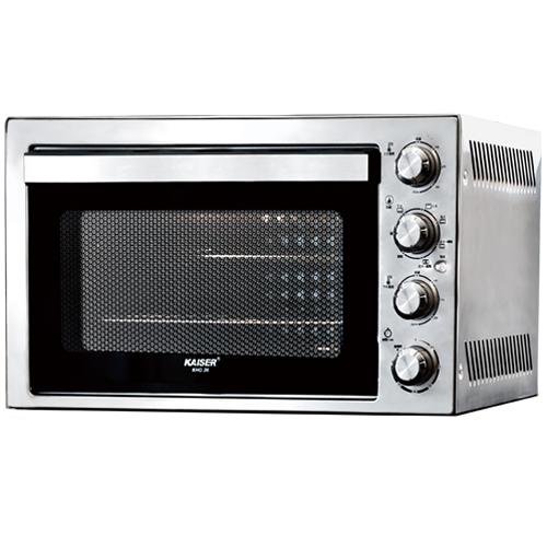 【威寶家電KAISER 】全功能36升不銹鋼烤箱- KHG-36