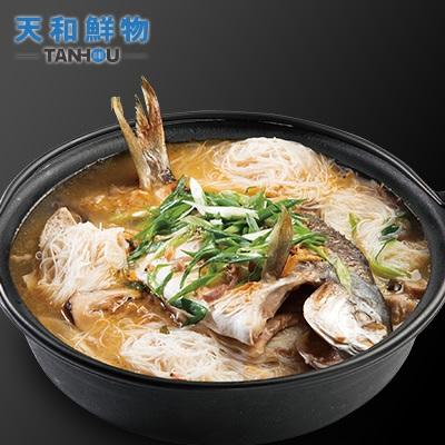 【冷凍店取-天和】黃金鯧芋香米粉(2200g(固形物:1200g))