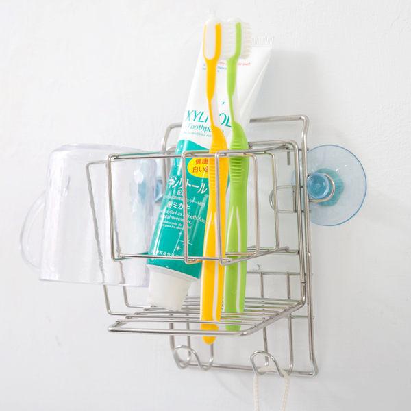~E0003~不鏽鋼 式牙刷架 MIT 製 完美主義