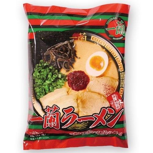 日本連線代購【一蘭拉麵】一蘭泡麵 5入