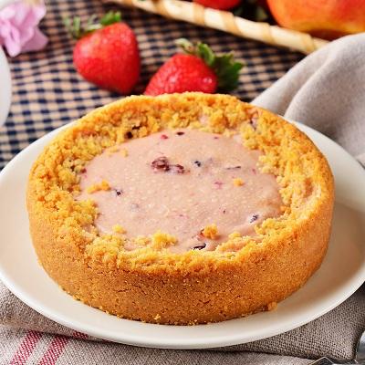 【艾波索】草莓無限乳酪6吋 /團購甜點/百大電商名品