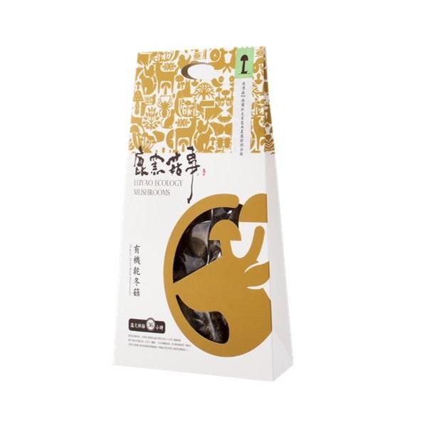 【里仁】有機乾冬菇L (55g/盒)
